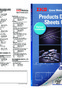 Products Dimension Sheets Catalog